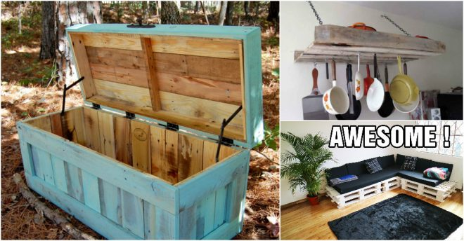 Creative ways to recycle wood pallets how to instructions for Ways to recycle wood