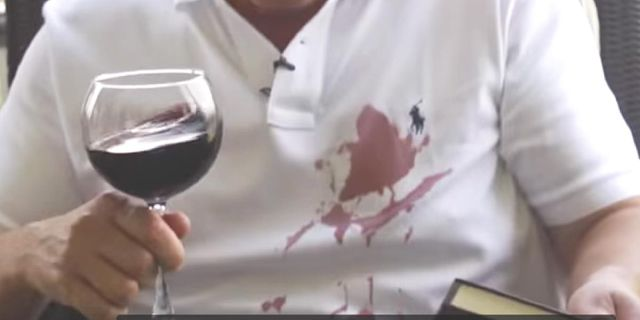 How To Remove Red Wine Stains From Your Shirt How To