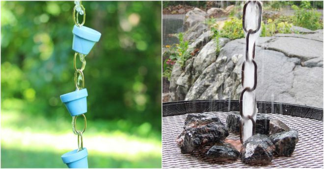 How To Make Rain Chains How To Instructions