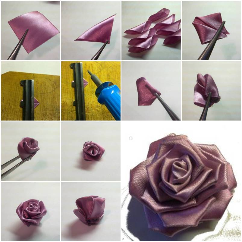Amazing how to make flower out of paper step by step festooning how to make handmade flowers from paper affordable handmade paper mightylinksfo