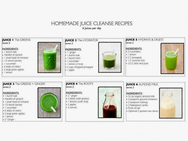 Blueprint cleanse recipes besto blog homemade detox juice cleanse recipes how to instructions malvernweather Gallery